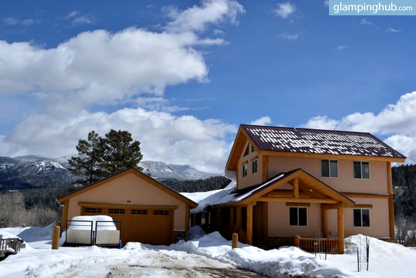 Nature Lodges (Pagosa Springs, Colorado, United States)