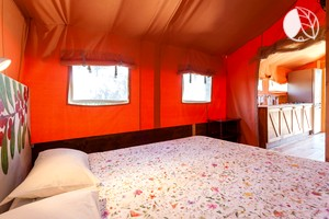 Luxury Tented Cabin Set in the Stunning Province of Cadiz, Spain