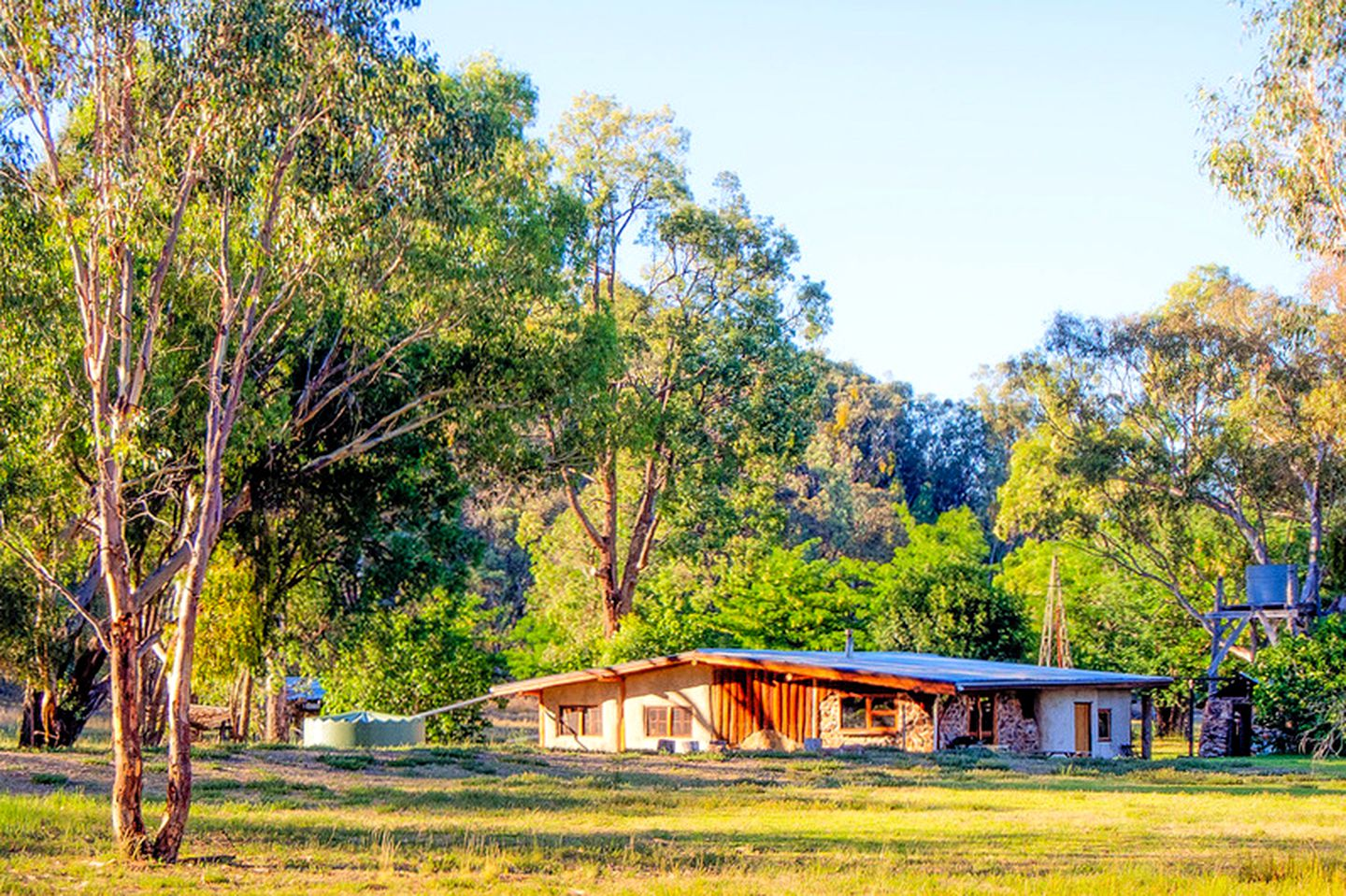 Cosy Coonabarabran accommodation, a great place to experience a NSW farm stay