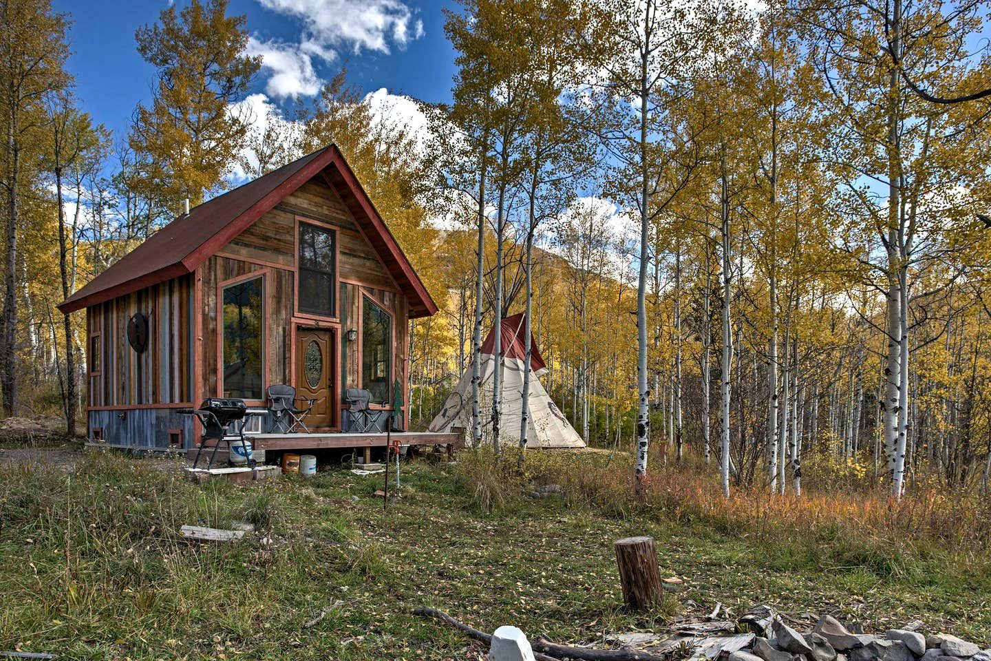 Glenwood Springs Cabins (Marble, Colorado, United States)