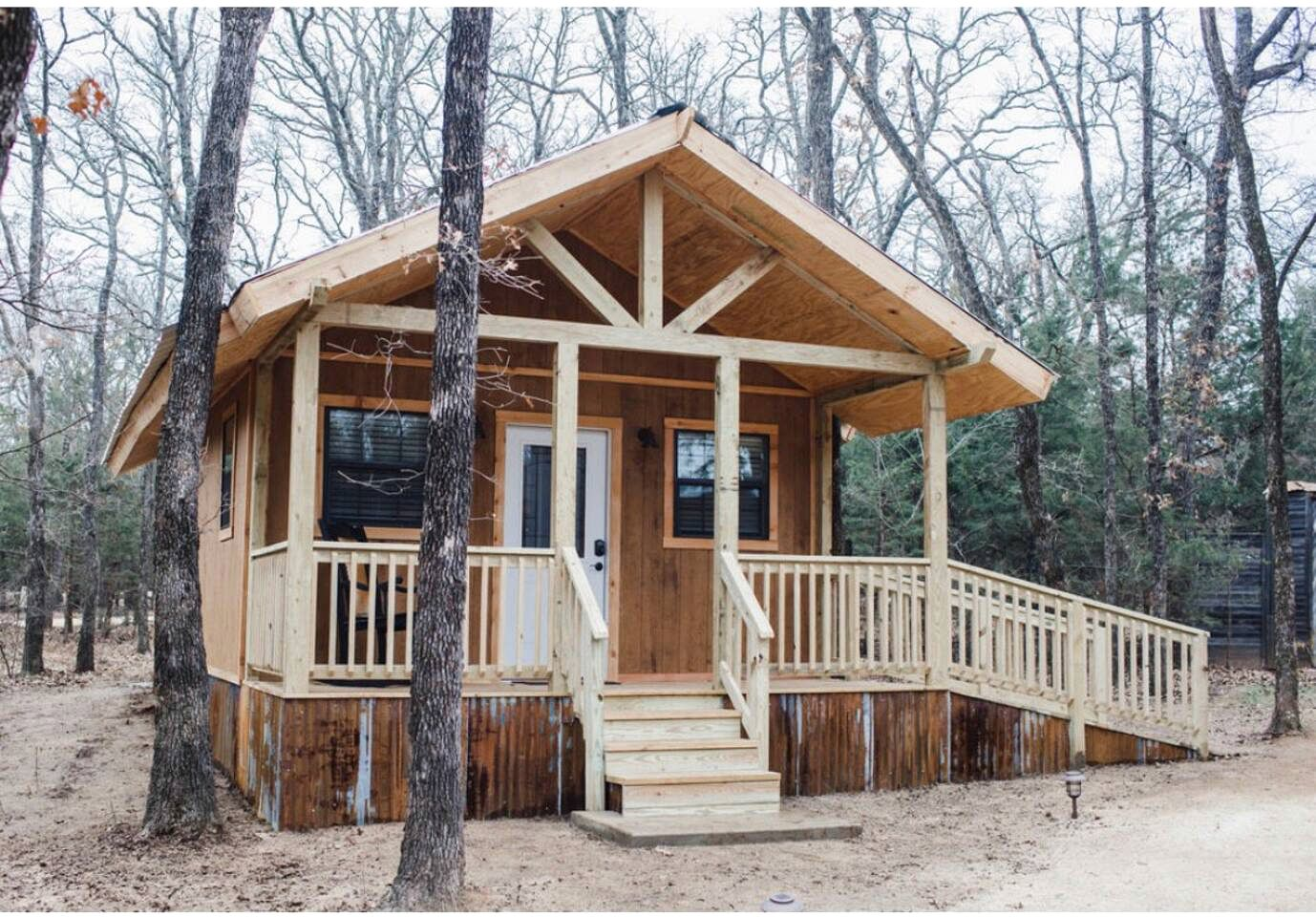 Texas Cabin Rental   Romantic Getaway from Dallas ...