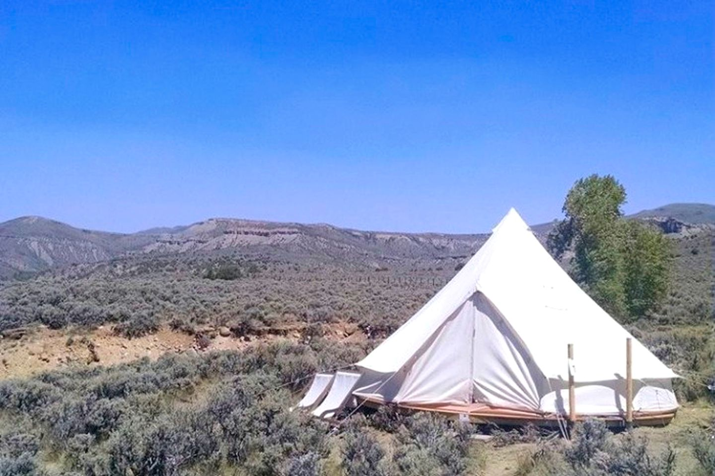 Bell Tents (Wolcott, Colorado, United States)
