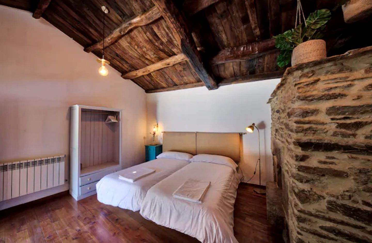 This room rental is ideal for Galicia holidays