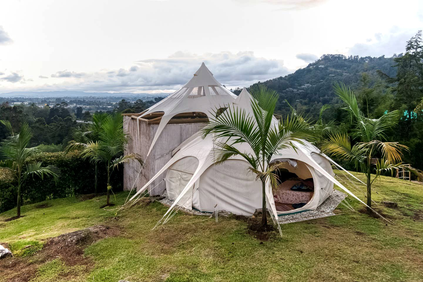 Bell Tents (Rionegro, Antioquia, Colombia)