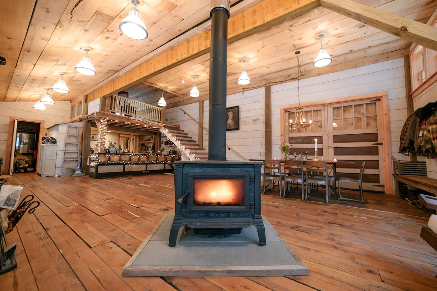Vermont vacation rental ideal for glamping.