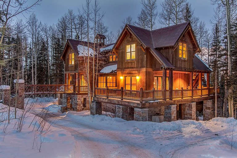 Marvelous Deluxe Vacation Rental On A Telluride Ski Slope For Mountain Village Getaway In Colorado Download Free Architecture Designs Parabritishbridgeorg