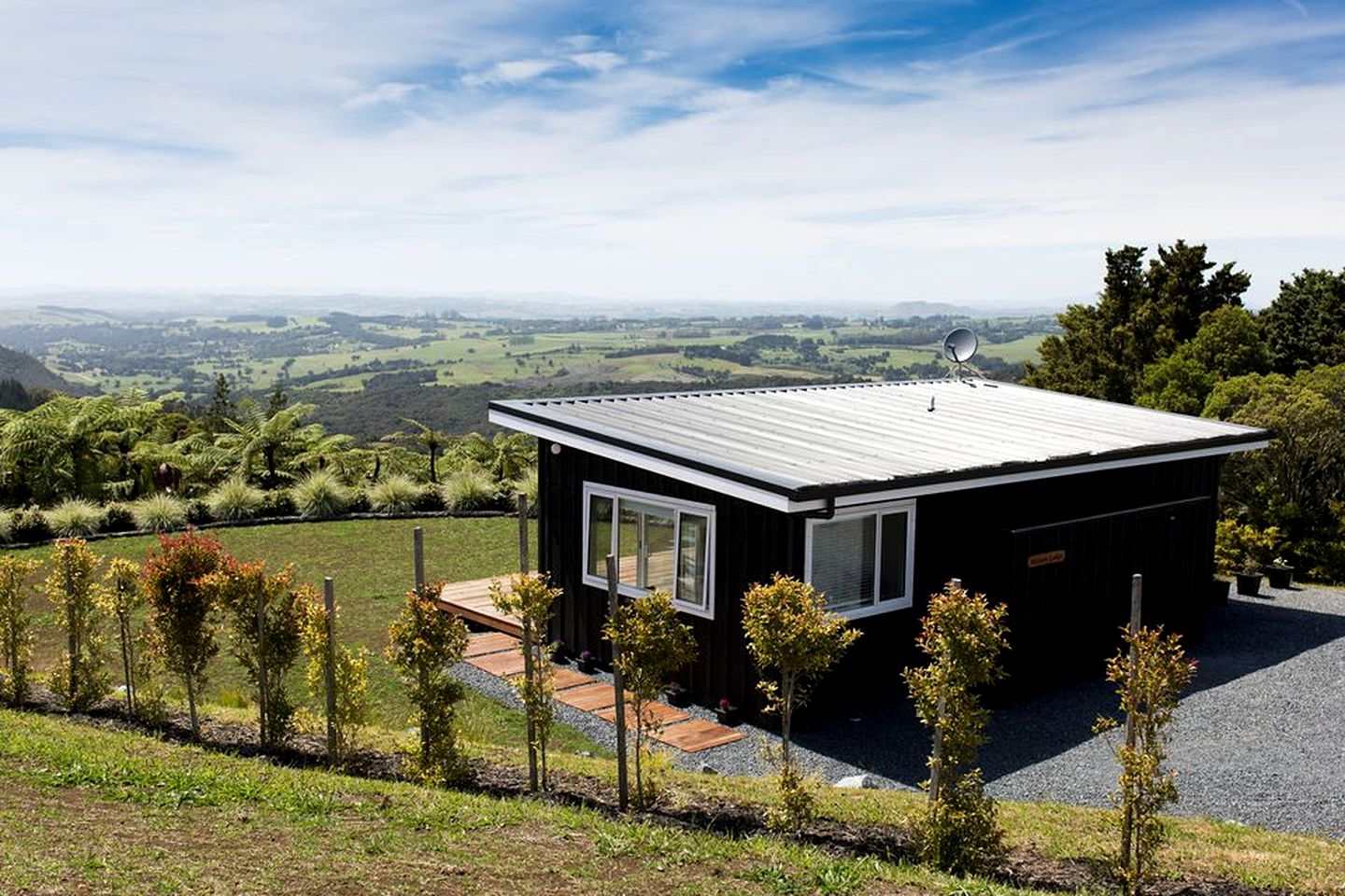 This Bay of Islands accommodation is ideal for glamping, North Island