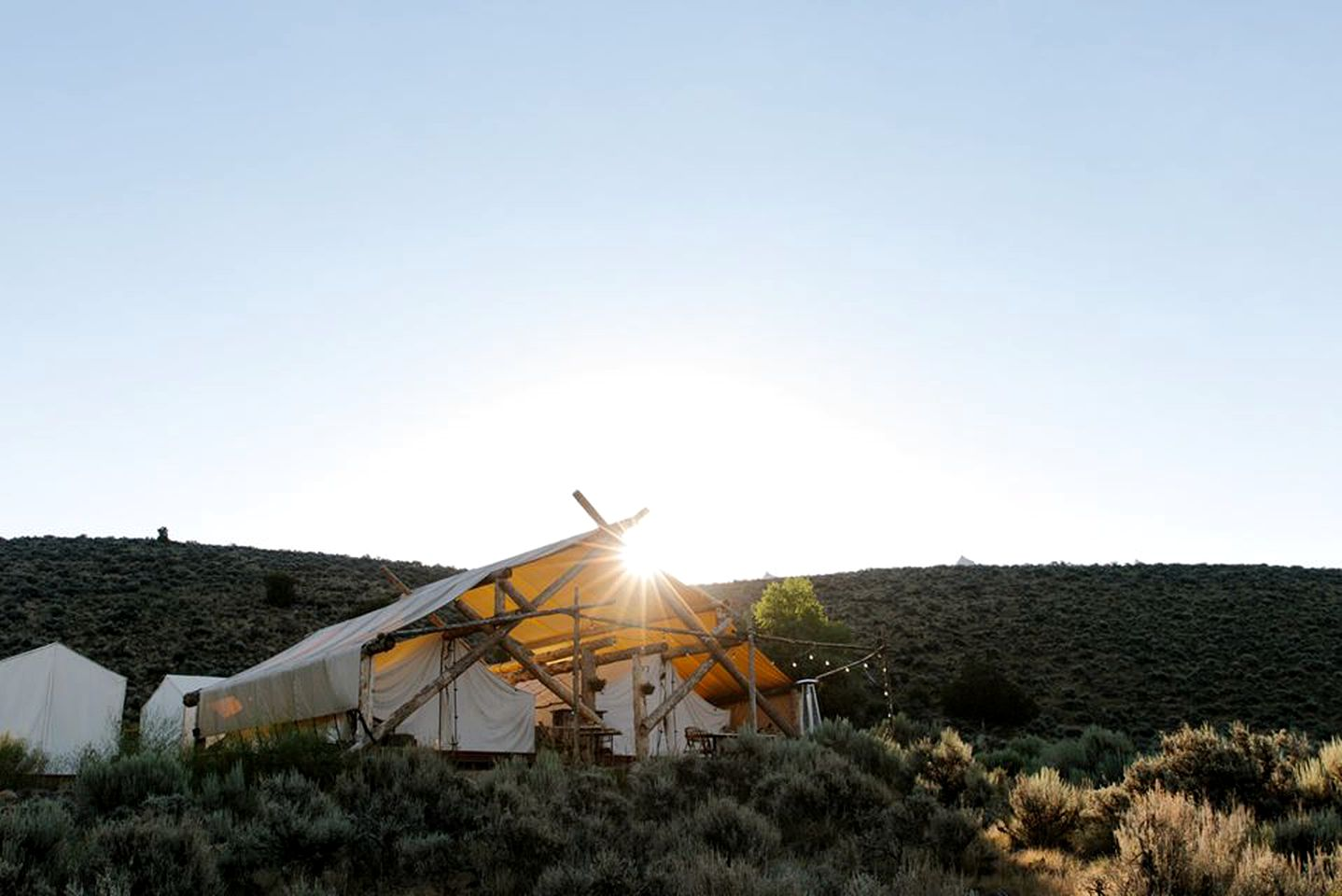 Safari Tents (Wolcott, Colorado, United States)