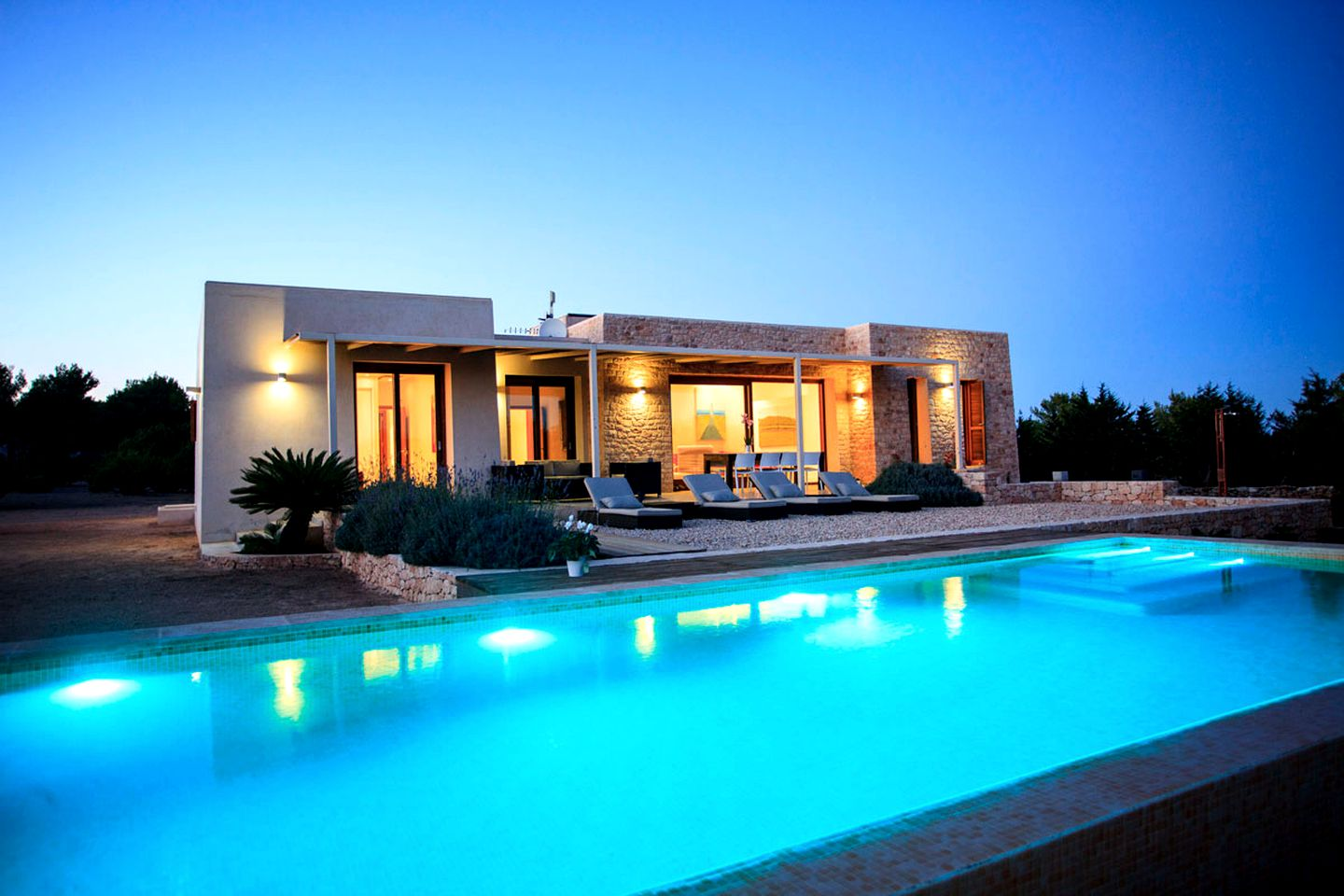 Cabins (Formentera, Balearic Islands, Spain)
