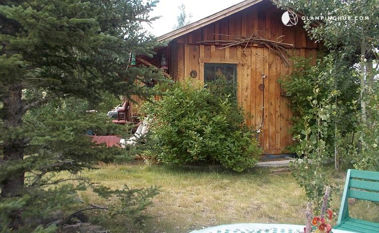 cabin rental near sun valley idaho