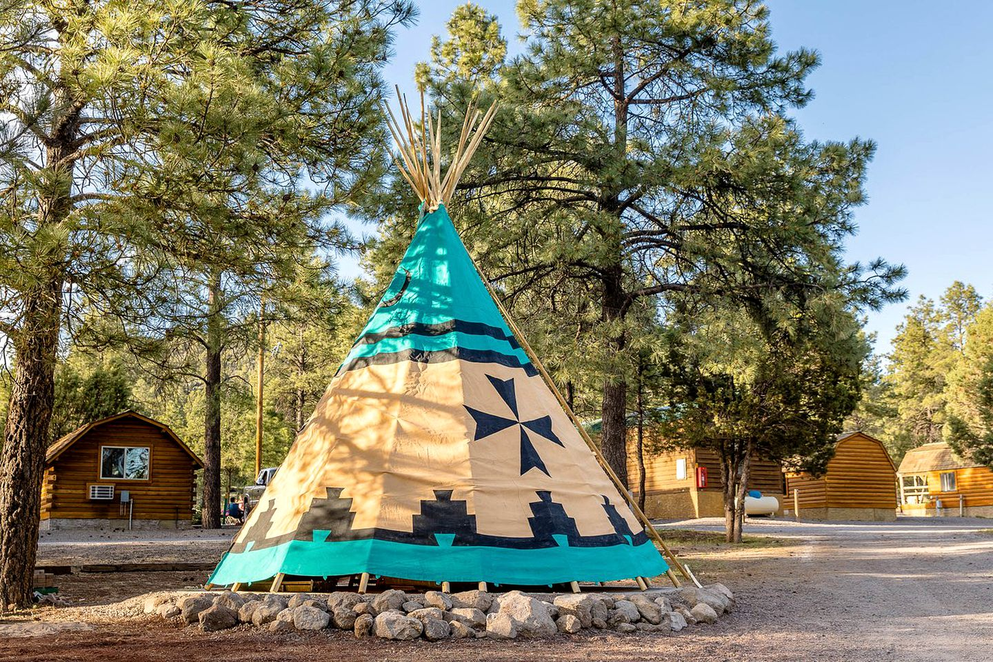 Tipis (Williams, Arizona, United States)
