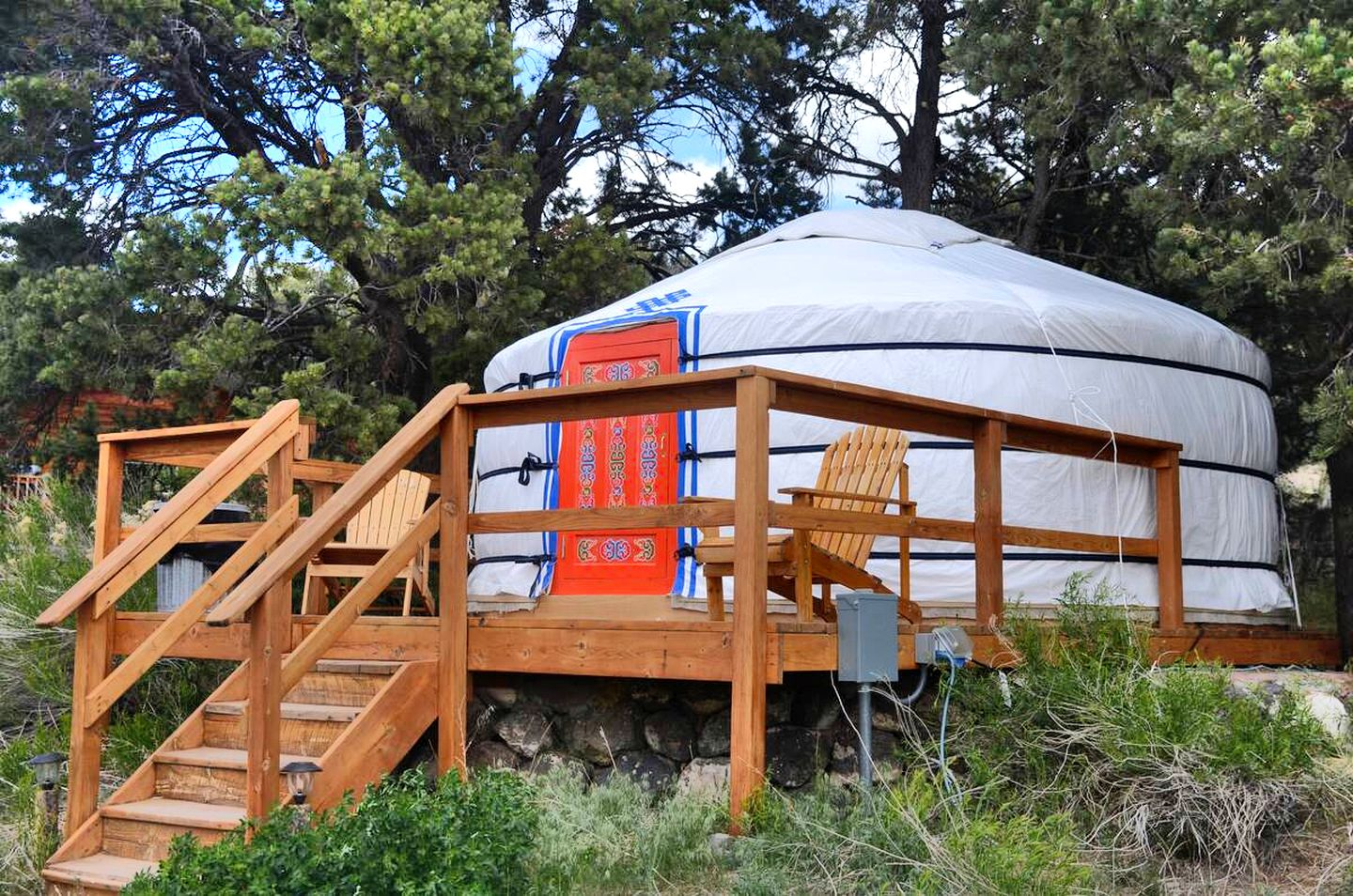 This Boulder accommodation is great for glamping in Utah