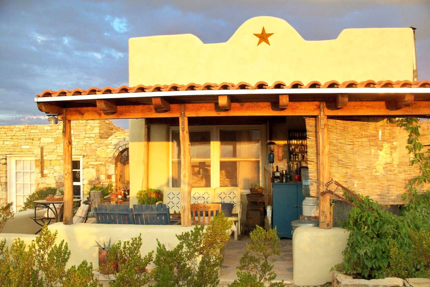 Cottages (Terlingua, Texas, United States)