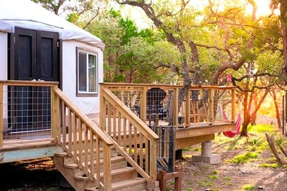 Luxury Texas Camping Places To Go Camping Texas Vacations