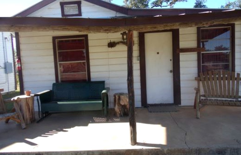 Family-Friendly Cabin Rental on Dude Ranch in Bandera, Texas