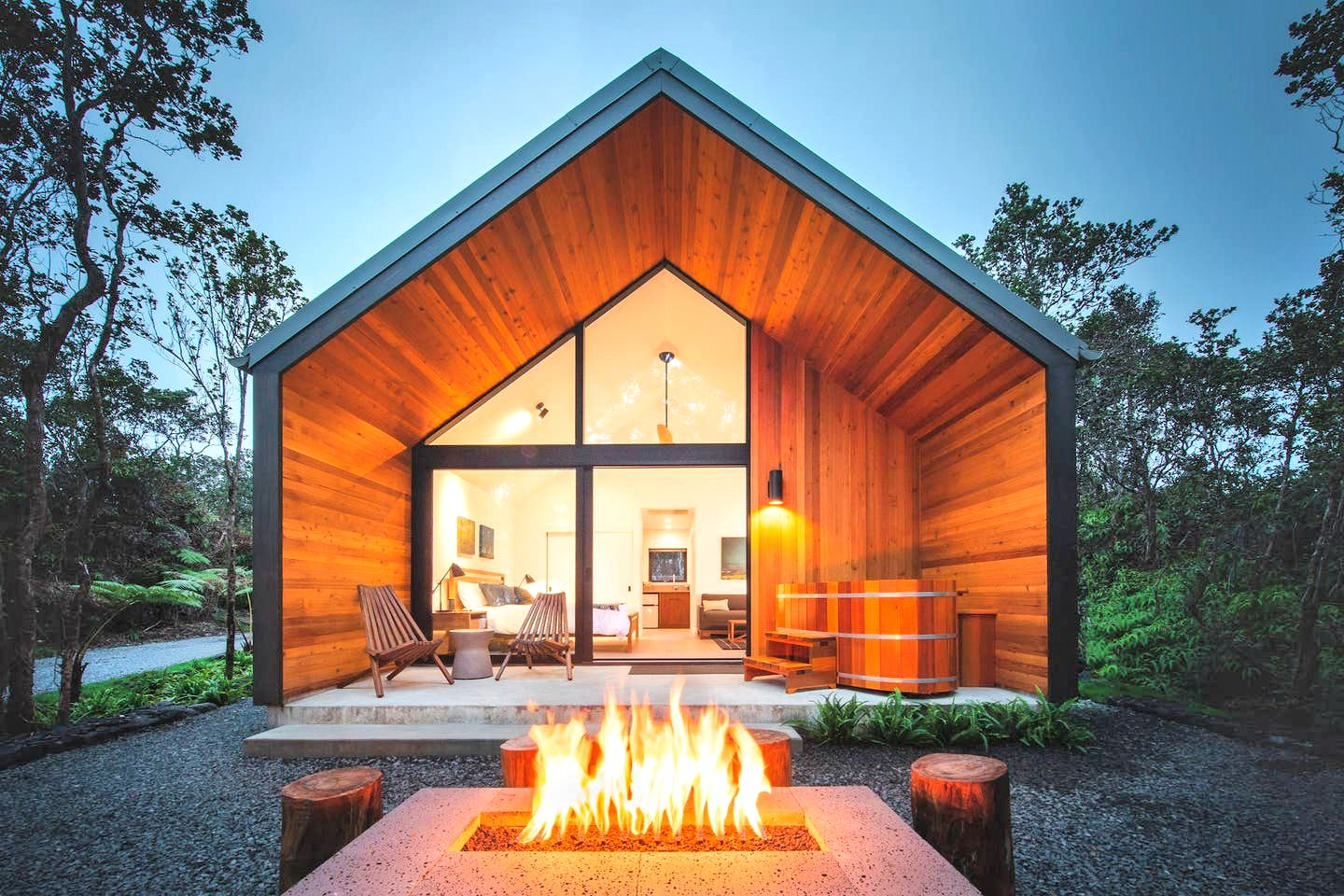 Cabin rental for the best Hawaii vacations