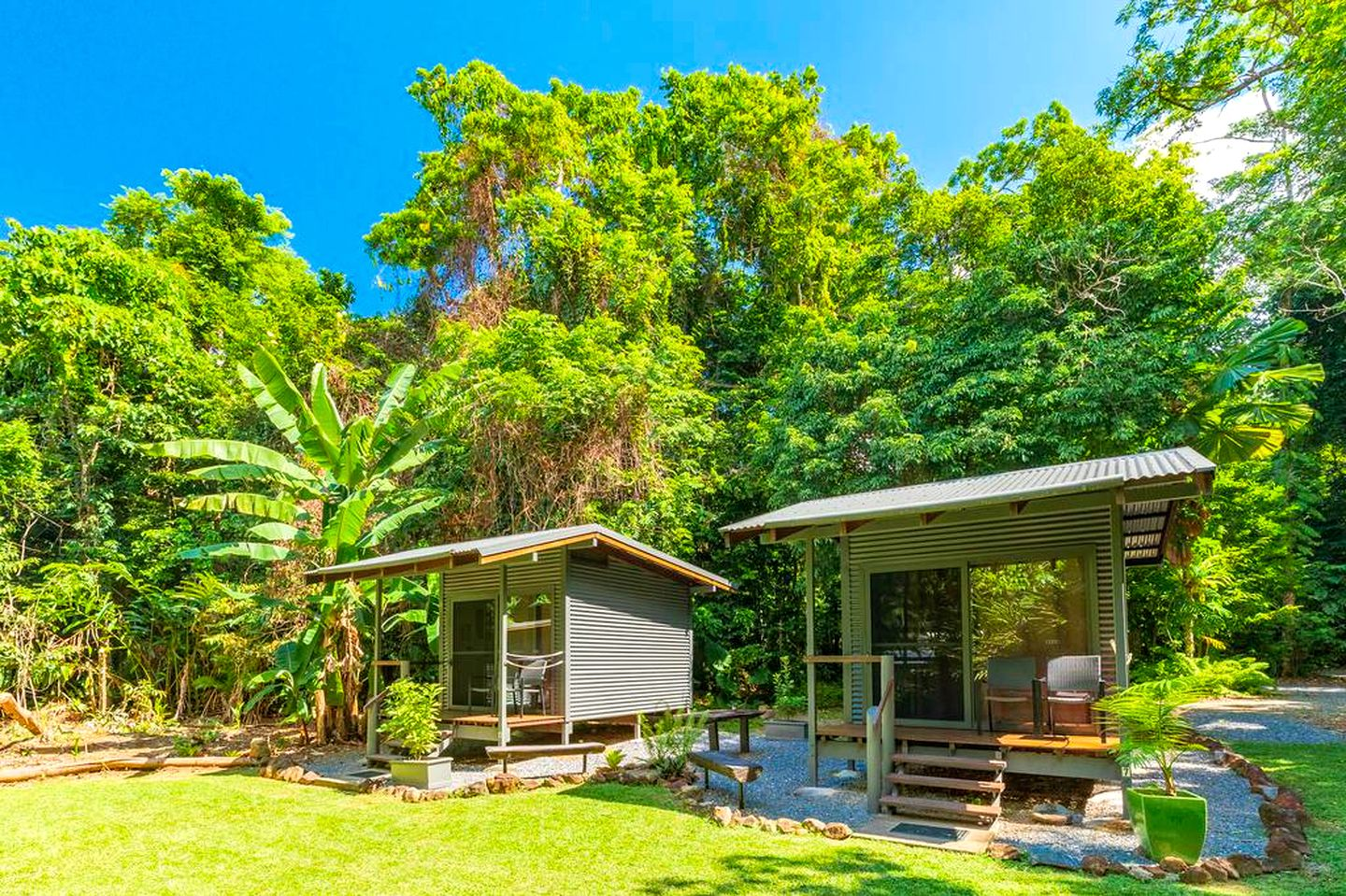 Cape Tribulation accommodation for North Queensland holidays for two