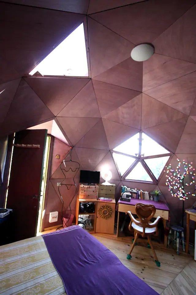 Domes (Barcelona, Catalonia, Spain)