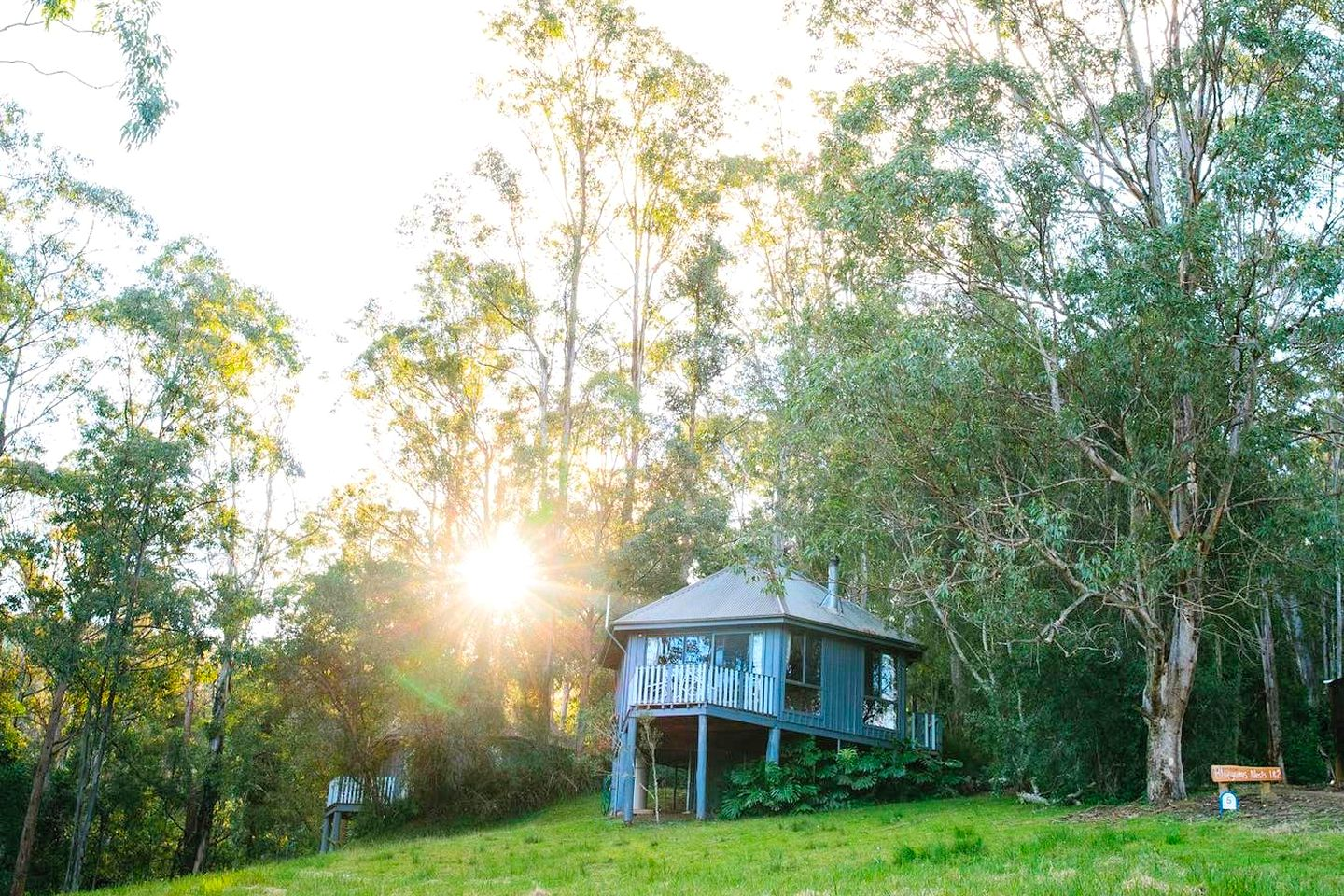 Barrington Tops accommodation that's ideal for romantic getaways in NSW