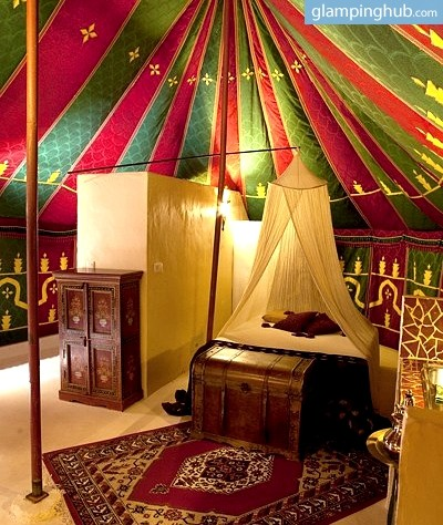 & Luxury Tents Beach Spain   Eco-friendly Lodge Spain
