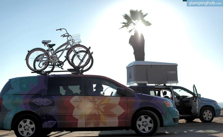 Van Rentals Las Vegas Glamping Camper California