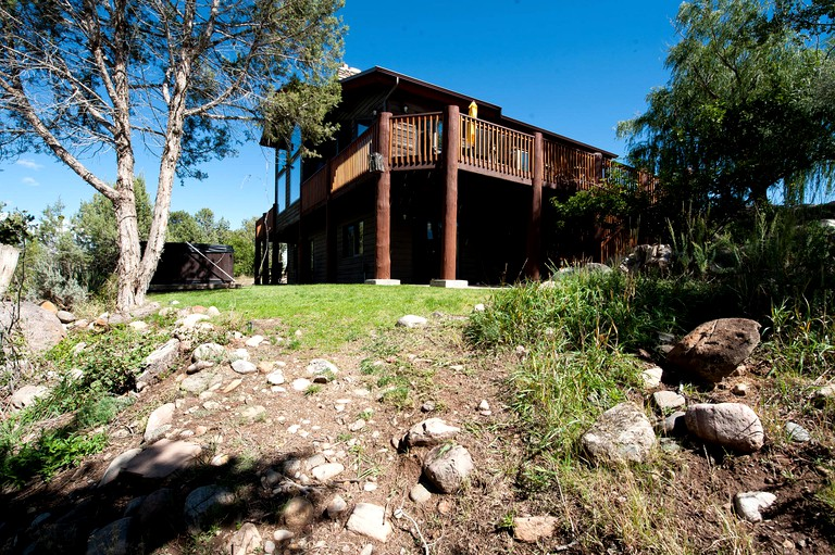 Luxury Cabin Rental Along Animas River In Durango Colorado