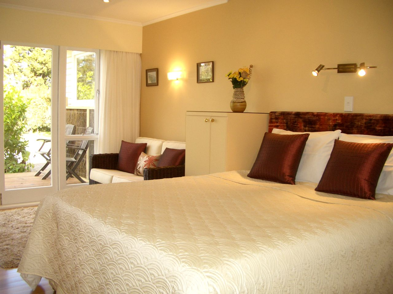 Suite With A Hot Tub In Kerikeri New Zealand