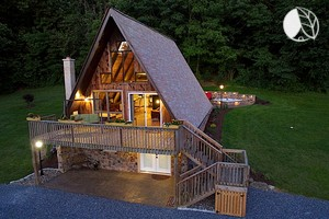 Romantic Cabins With Fireplaces In Pennsylvania Glamping Hub