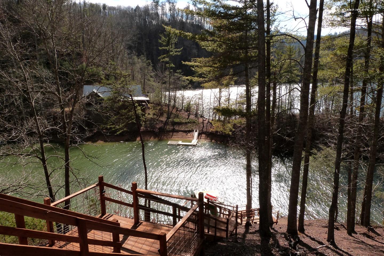 Cabin Rental On Watauga Lake Tennessee