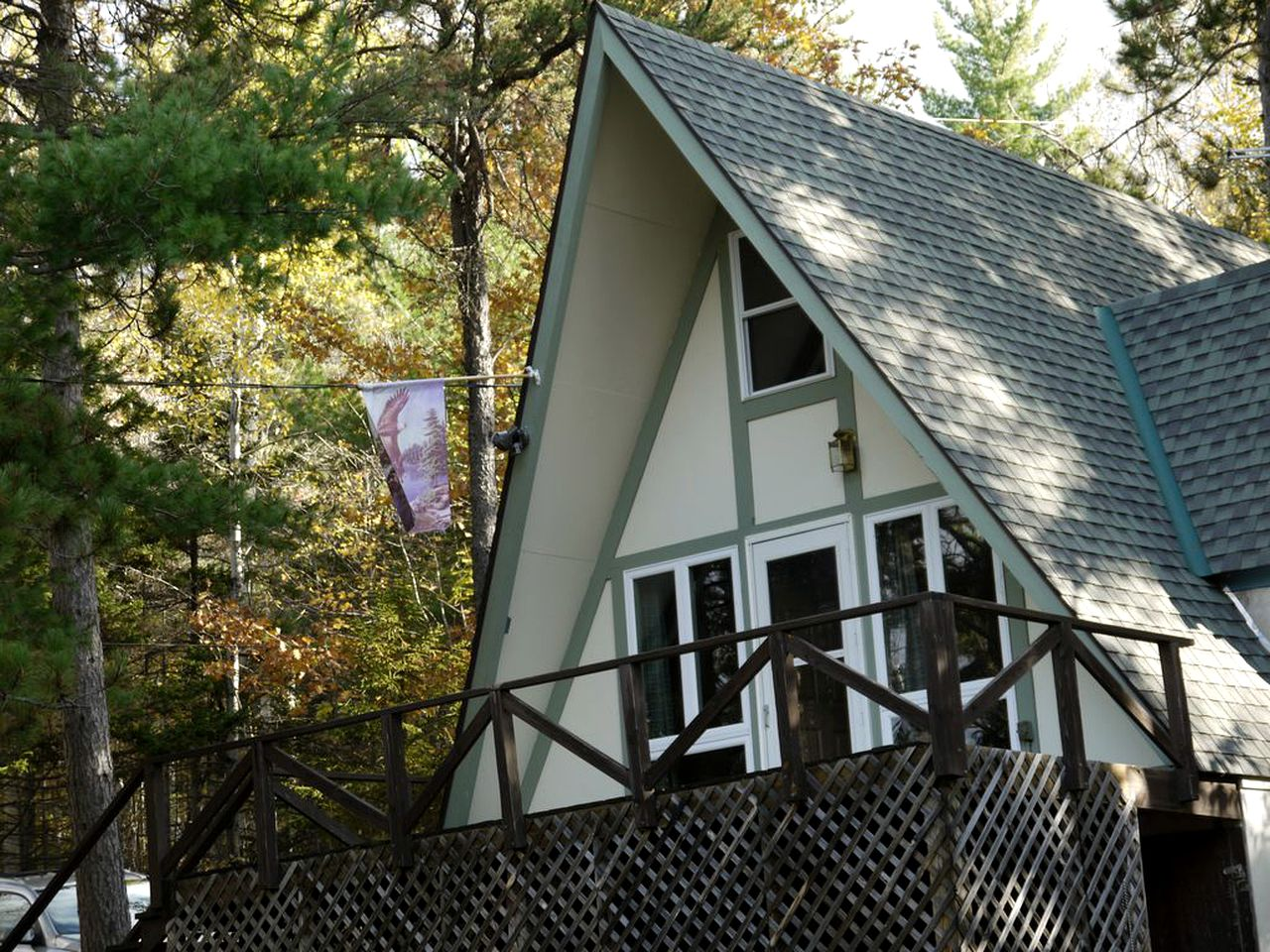A-Frame Cabins (Wilmington, New York, United States)