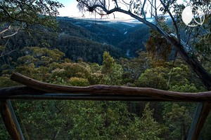 Photo of A Unique Perspective from Luxurious Australian Tree House in the Blue Mountains