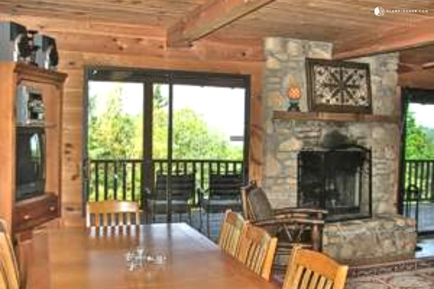Cabin rental in asheville north carolina for Asheville nc lodging cabins