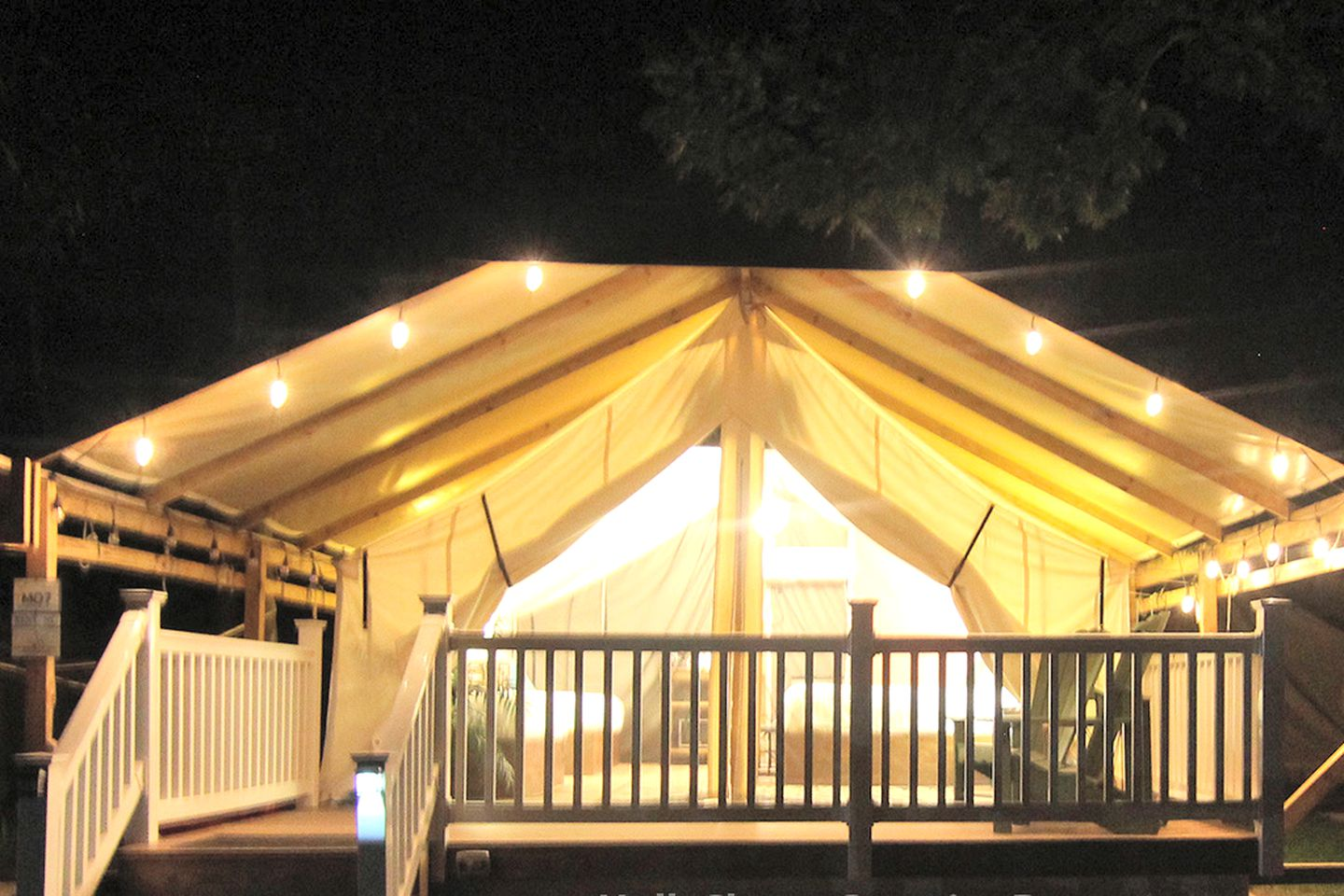 Safari Tents (Cape May, New Jersey, United States)