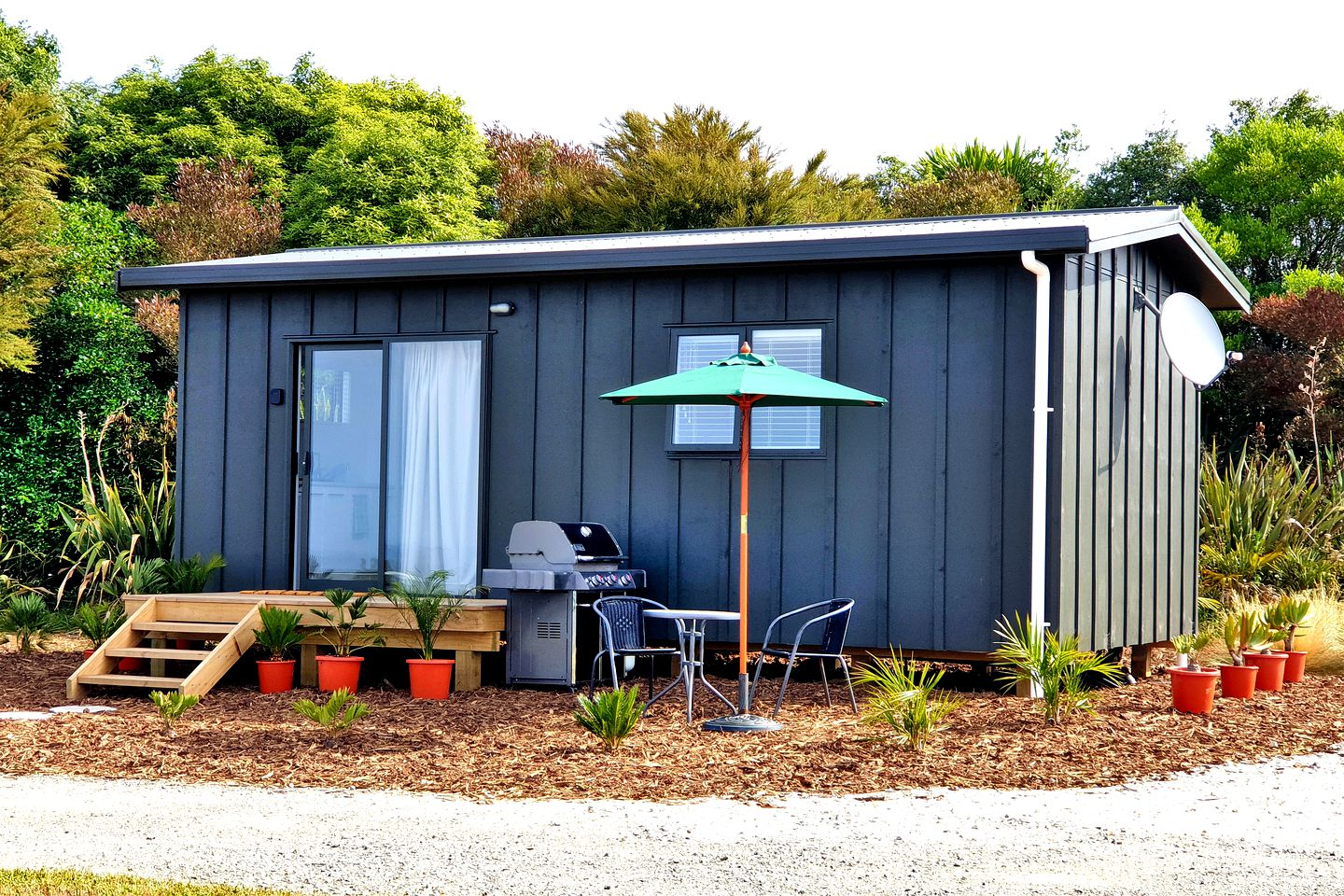 This Kerikeri accommodation is perfect for romantic getaways