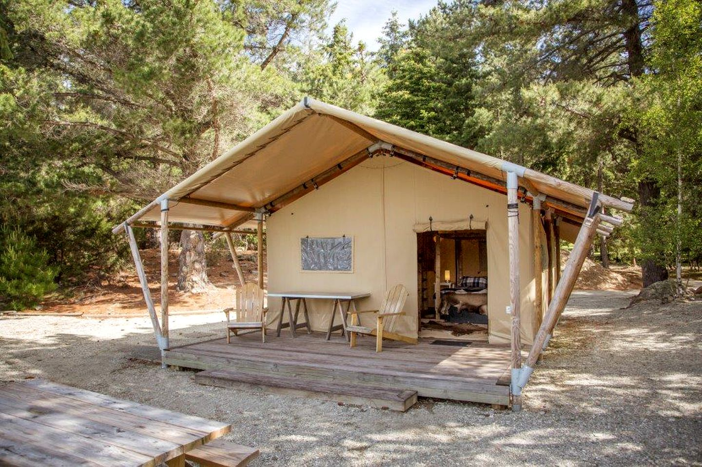 This Lake Hawea holiday park is great for glamping, South Island