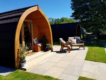 Romantic Glamping | Lake District Accommodation
