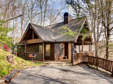 Romantic Secluded Cabins near Gatlinburg Tennessee