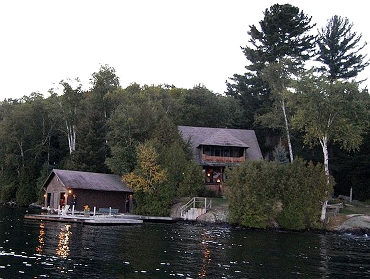 Cabins (Lake Placid, New York, United States)