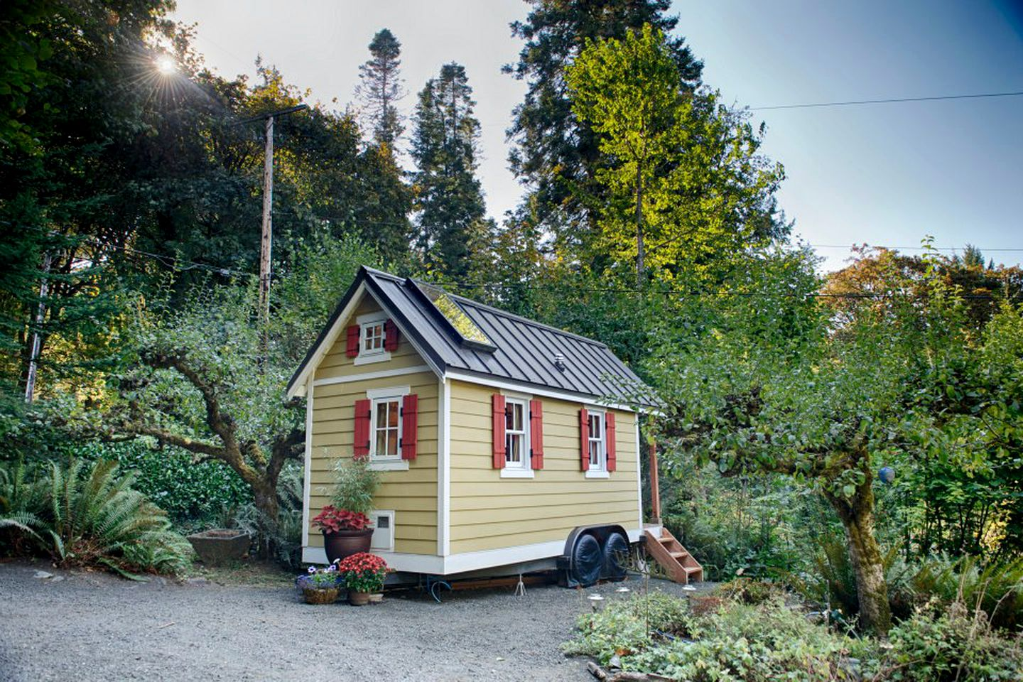Tiny Houses (Olympia, Washington, United States)