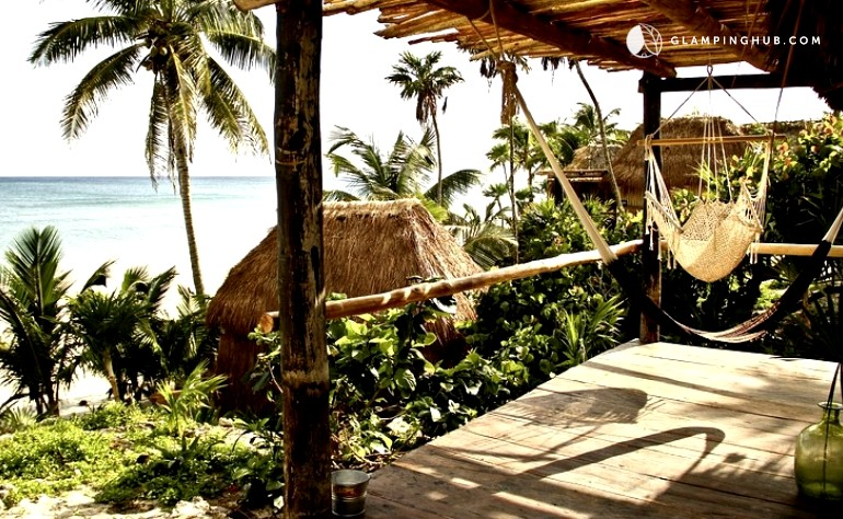 Mexico Photo Of Air Conditioned Beach Cabana In Tulum