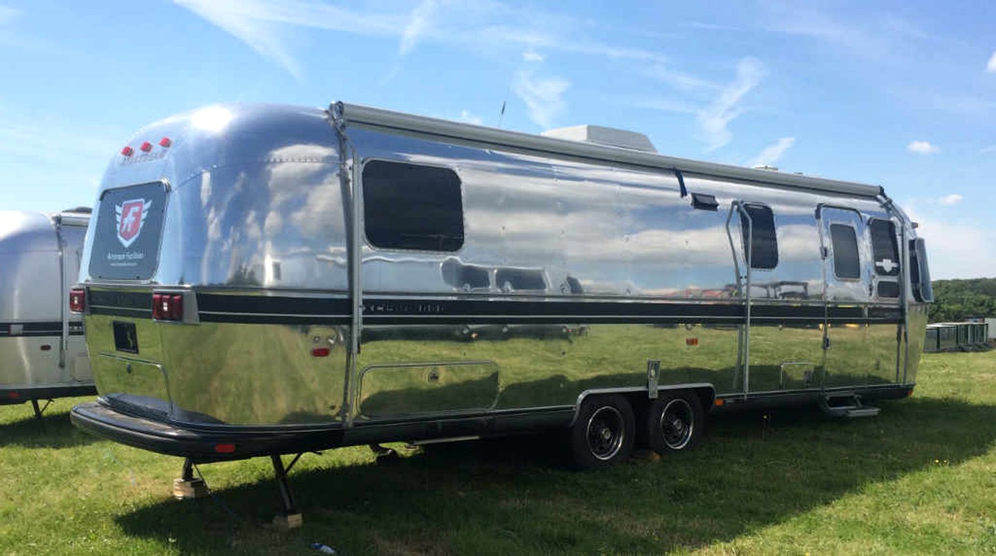 Airstreams (Herefordshire, England, United Kingdom)