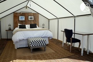 Photo of All-Inclusive Luxury Tents on the Northern California Coast