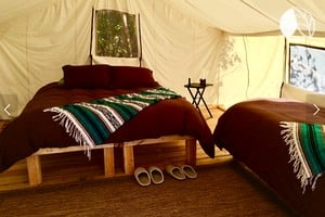 Photo of Alpenglow Luxury Camping - Safari Tent 1