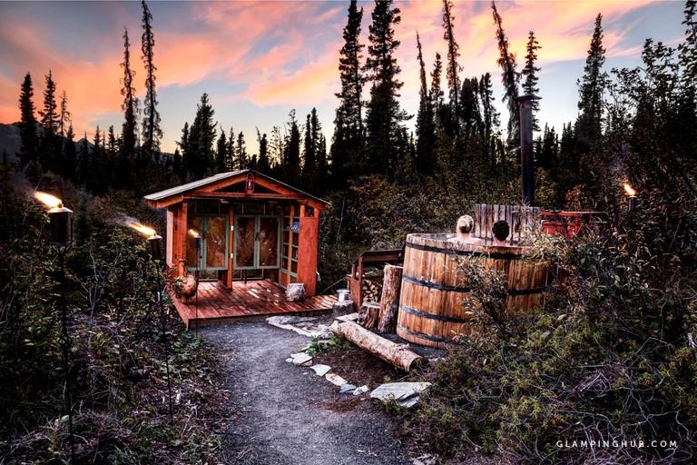 Alaska Camping Rental Matanuska