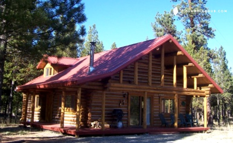 cabin rental near missoula montana