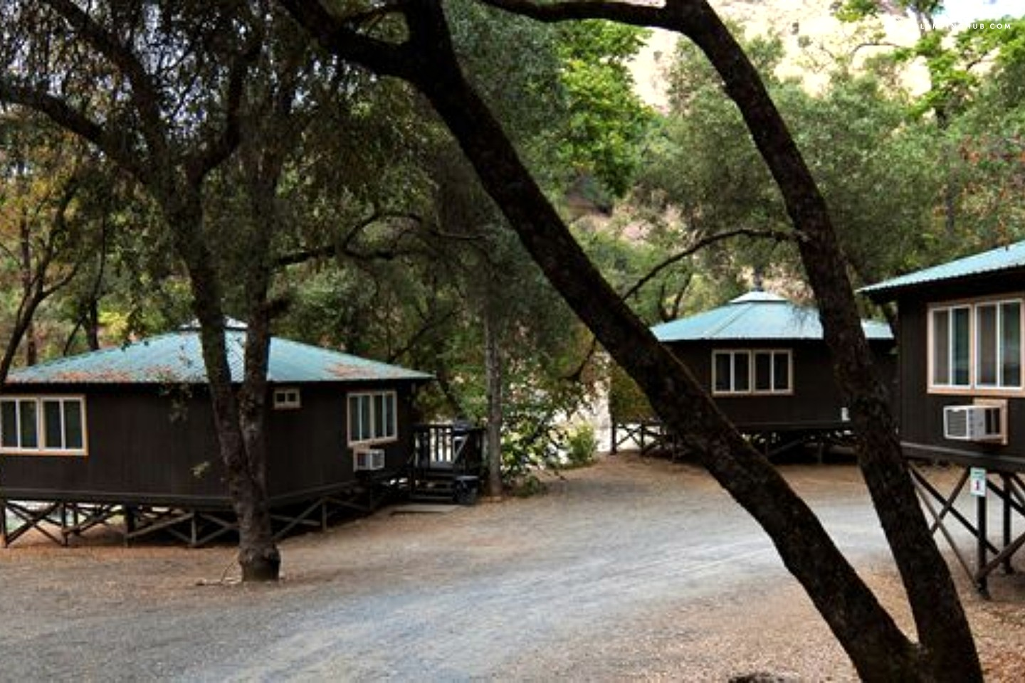 cabins for rent on the american river