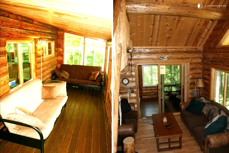 Pet friendly cabin rentals in wisconsin northern wisconsin for Northwoods wisconsin cabin rentals