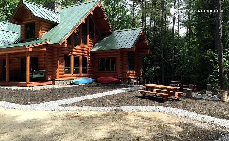 Cabin rental in long lake maine for Anthony lakes cabin rentals