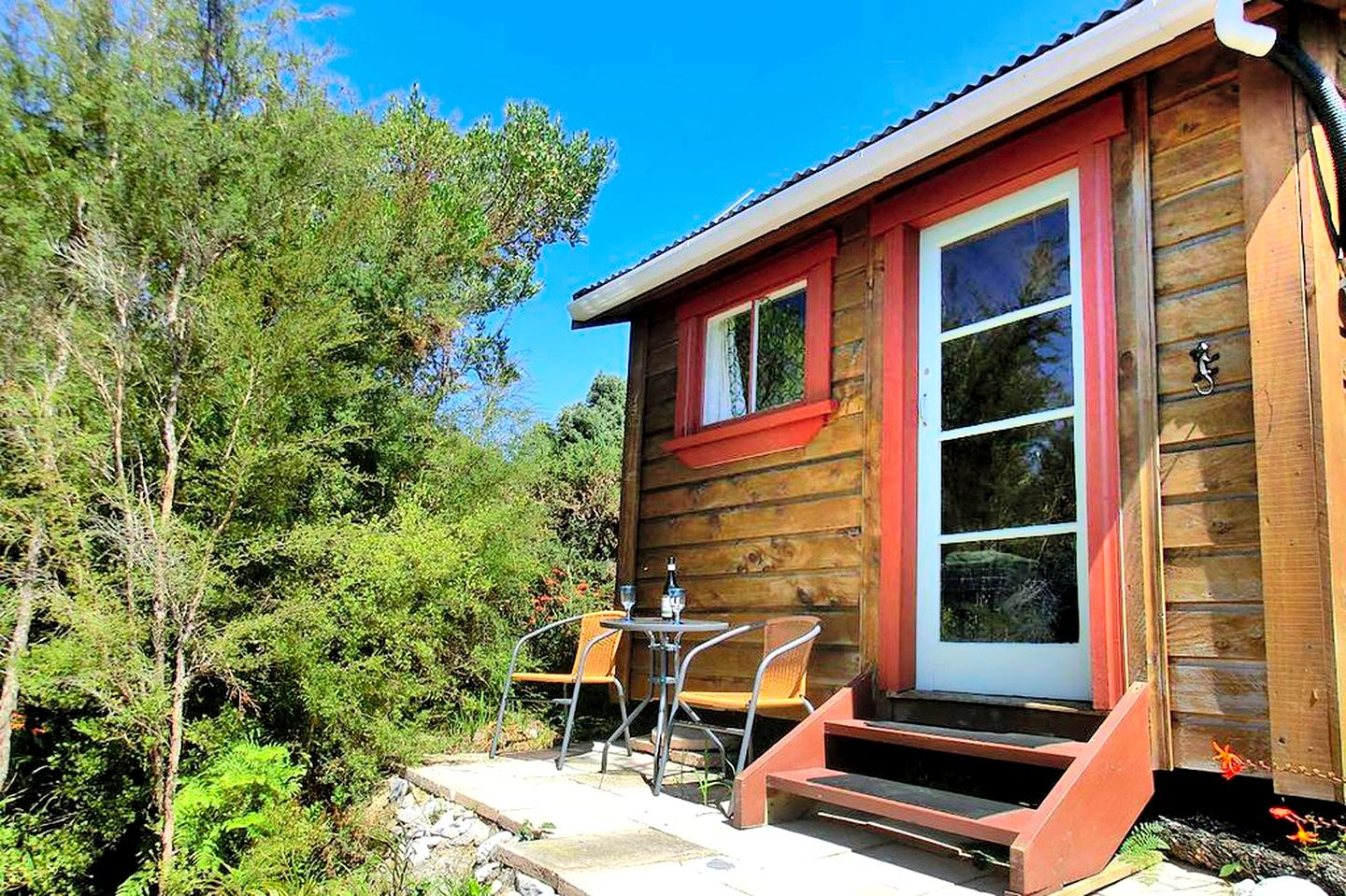 This Golden Bay rental is ideal for romantic getaways, South Island