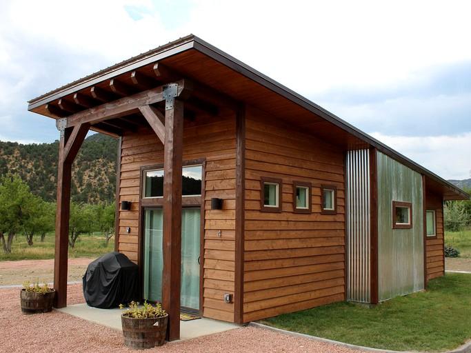 Tiny House In Glendale Utah